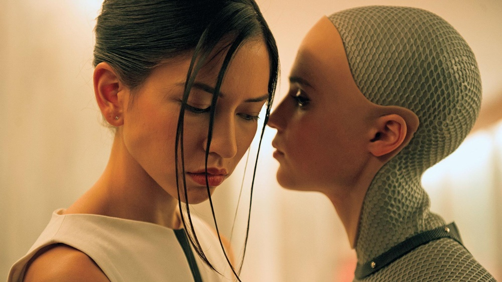 Image result for Ex Machina (2015)
